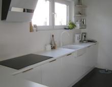 Modifizierte standard IKEA-Küche